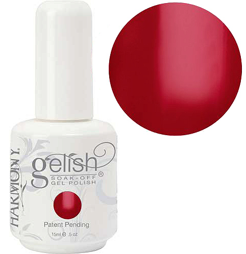 Gelish Hot Rod Red 15 мл