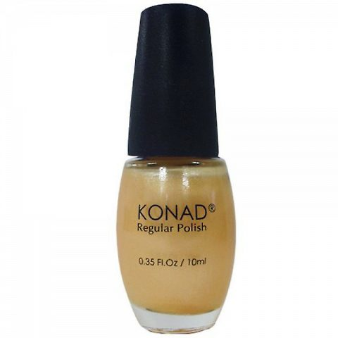 Regular Nail Polish Light Gold 10 мл