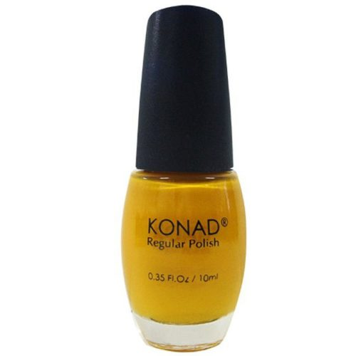 Regular Nail Polish Solid Yellow 10 мл