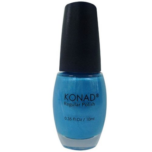 Regular Nail Polish Shining Blue 10 мл