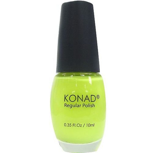 Regular Nail Polish Neon Yellow 10 мл