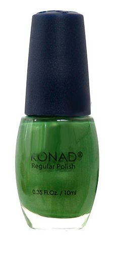 Regular Nail Polish Shining Deep Green 10 мл