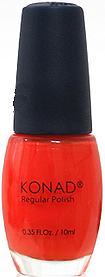 Regular Nail Polish Solid Orange 10 мл