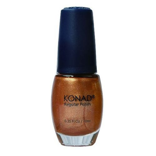Regular Nail Polish Solid Gold 10 мл