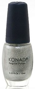 Regular Nail Polish Light Silver 10 мл