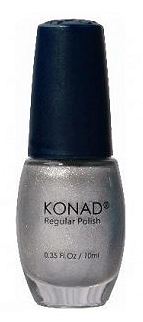 Regular Nail Polish Shining Silver 10 мл