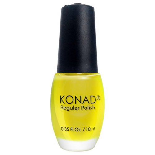 Regular Nail Polish Psyche Yellow 10 мл