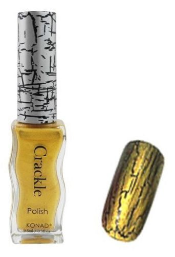 Crackle Nail Gold 9,5 мл