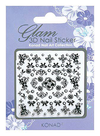 Glam 3D Nail Sticker 1