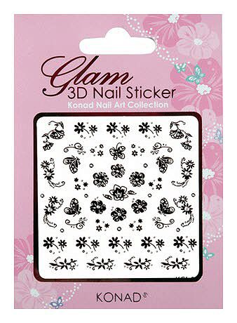 Glam 3D Nail Sticker 10