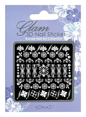 Glam 3D Nail Sticker 25