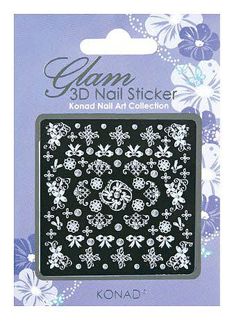Glam 3D Nail Sticker 26