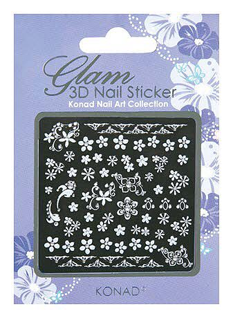 Glam 3D Nail Sticker 27