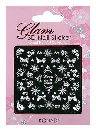 Glam 3D Nail Sticker 30