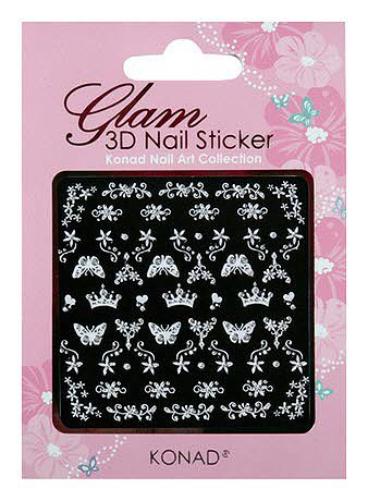 Glam 3D Nail Sticker 32