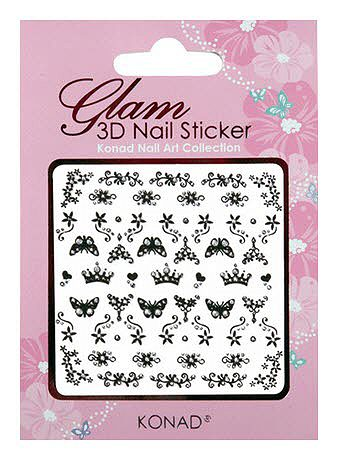 Glam 3D Nail Sticker 6
