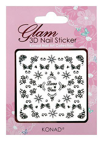 Glam 3D Nail Sticker 9