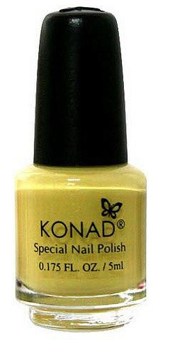 Special Nail Polish Pastel Yellow 5 мл