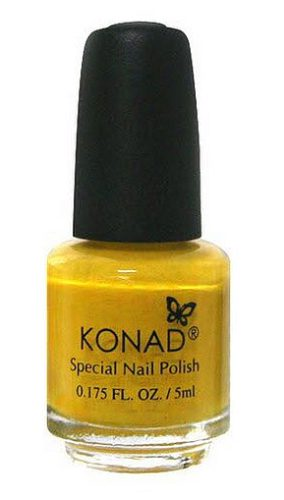 Special Nail Polish Yellow 5 мл