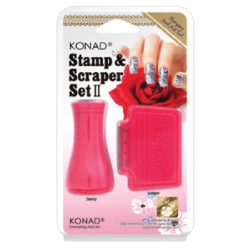 Stamp & Scraper Set II