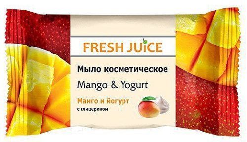 Soap cosmetic Mango & Yogurt 75 гр