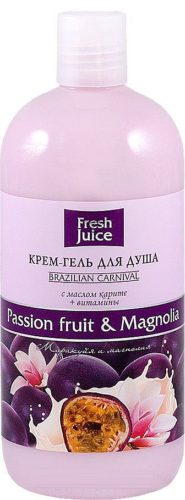 Cream shower gel Passion fruit & Magnolia 500 мл