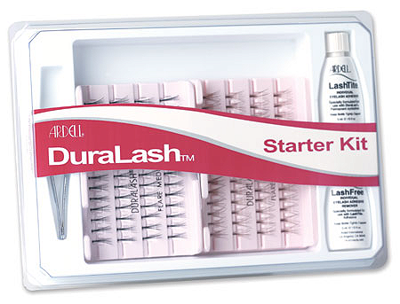 Duralash Starter Kit Black & Brown