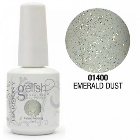 Gelish Emerald Dust 15 мл