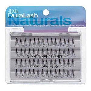 Duralash Naturals Long Black 56 шт