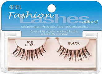 Fashion Lashes 102 Demi Black