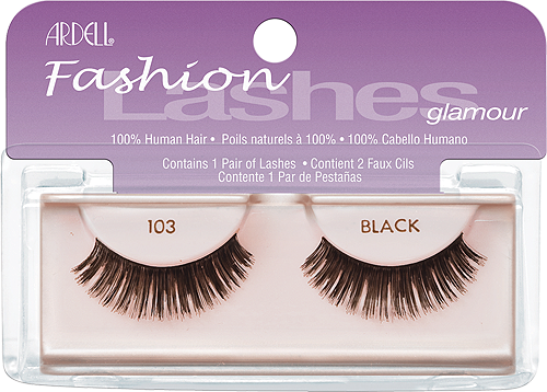 Fashion Lashes 103 Demi Black