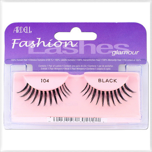 Fashion Lashes 104 Demi Black