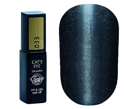 Gel Polish Cats eye №33 10 мл