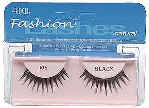 Fashion Lashes 106 Demi Black