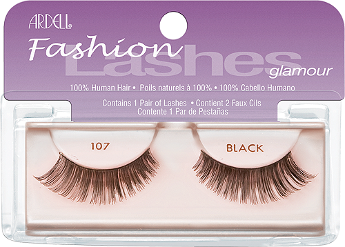 Fashion Lashes 107 Demi Black