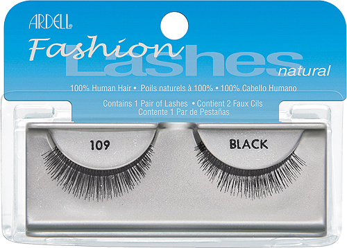 Fashion Lashes 109 Demi Black