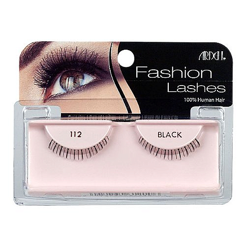 Fashion Lashes 112 Demi Black