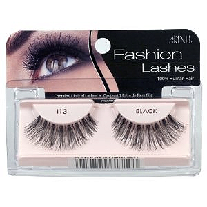 Fashion Lashes 113 Demi Black