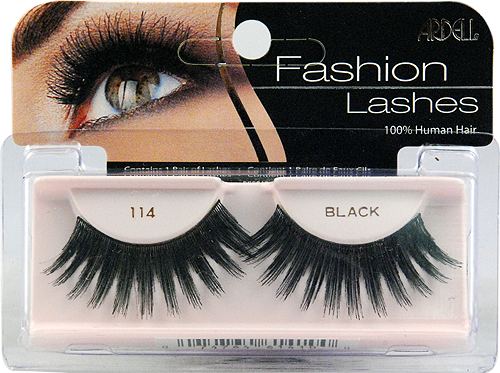 Fashion Lashes 114 Demi Black