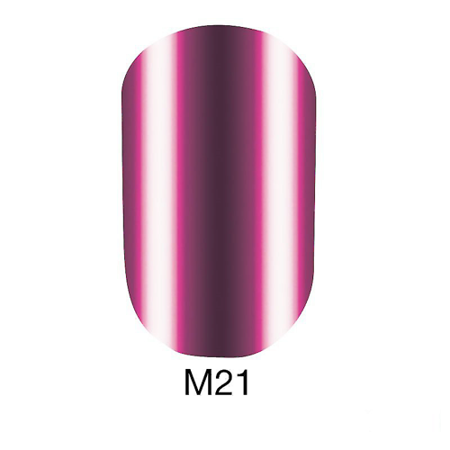 Gel Polish Metallic Collection M21 6 мл