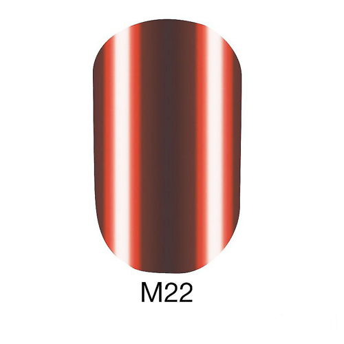 Gel Polish Metallic Collection M22 6 мл