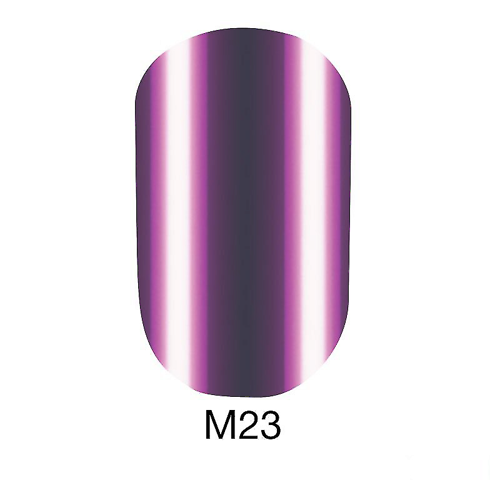 Gel Polish Metallic Collection M23 6 мл