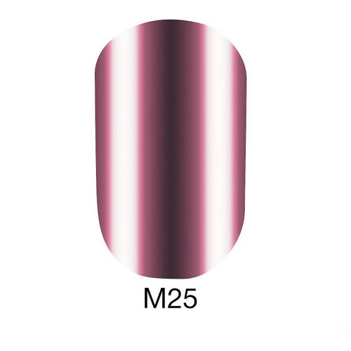Gel Polish Metallic Collection M25 6 мл