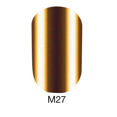 Gel Polish Metallic Collection M27 6 мл