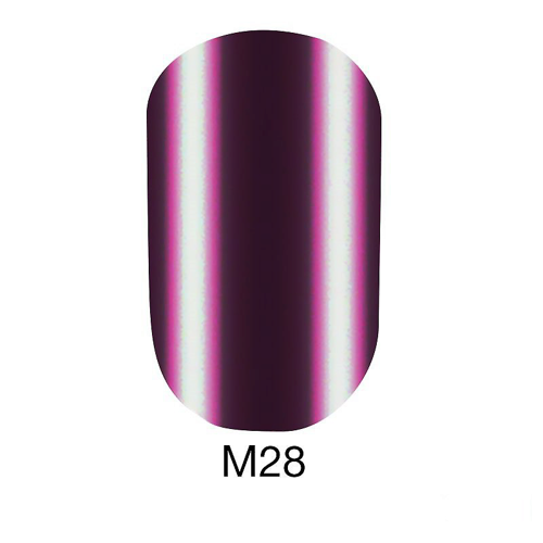 Gel Polish Metallic Collection M28 6 мл