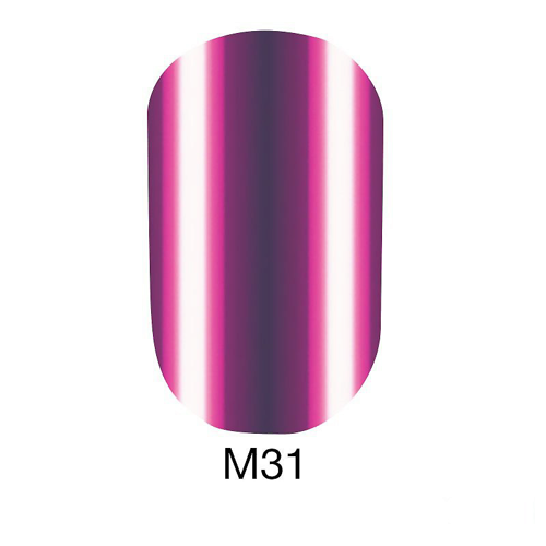 Gel Polish Metallic Collection M31 6 мл