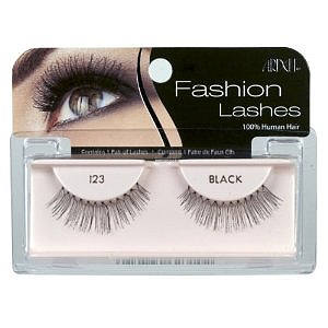 Fashion Lashes 123 Demi Black