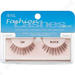 Fashion Lashes 124 Demi Black