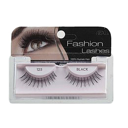 Fashion Lashes 125 Demi Black