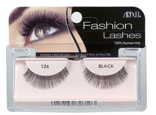 Fashion Lashes 126 Demi Black